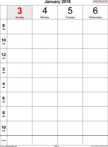 July 8 X 11 Printable Calendar   Printable Calendar Template 2020