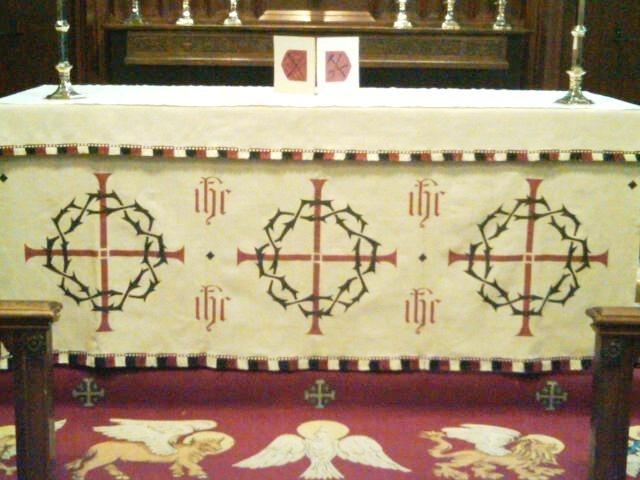 Liturgical Calendar: About Those Colors … | Know Tea