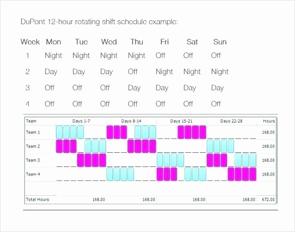 Luxury Rotating Weekend Schedule Template | Audiopinions Document Template