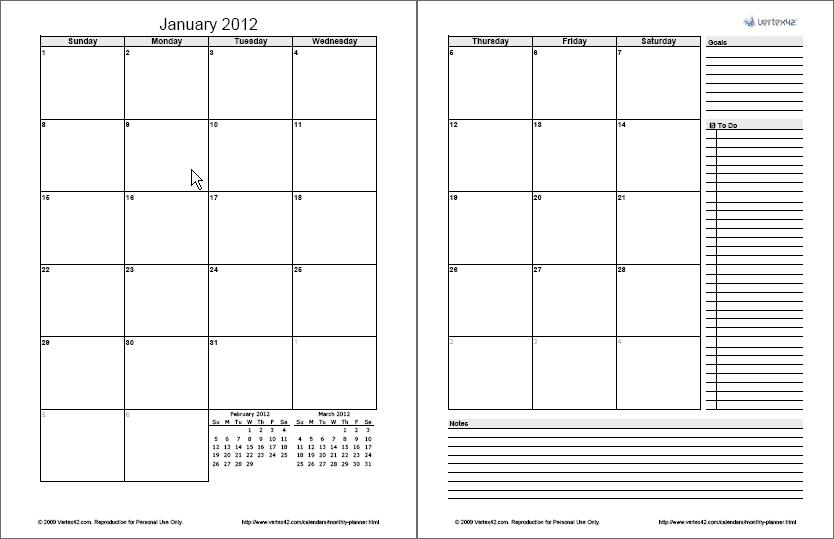 Multi Dose 28 Day Expiration Calendar Graphics | Calendar Template 2020