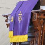 Methodist Parament Colors Calendar