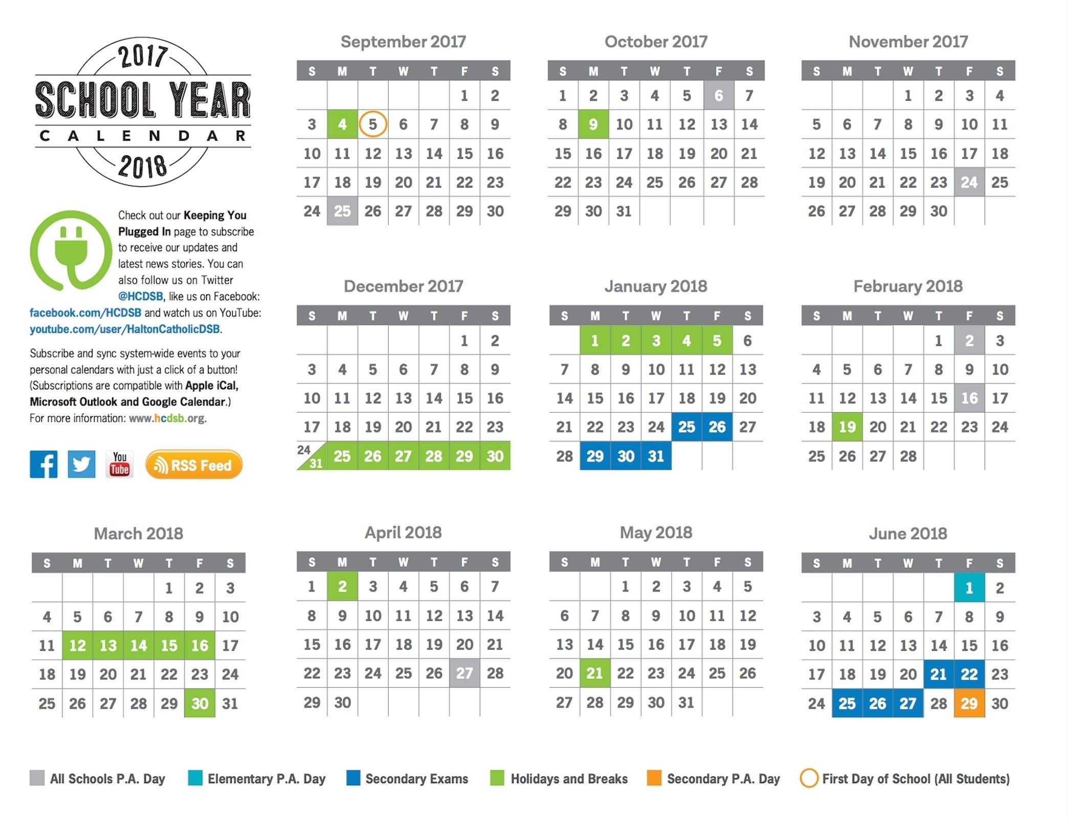 Remarkable School Calendar District 300 In 2020 | School Calendar, School Year, Calendar