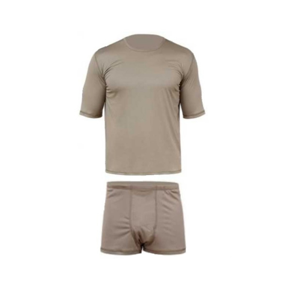Russian Moisture-Absorbing Thermal Underwear Short Btk
