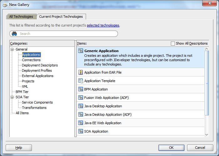 Sathya'S Tech Blog: Soa 11G Mds - Share Common Artifacts