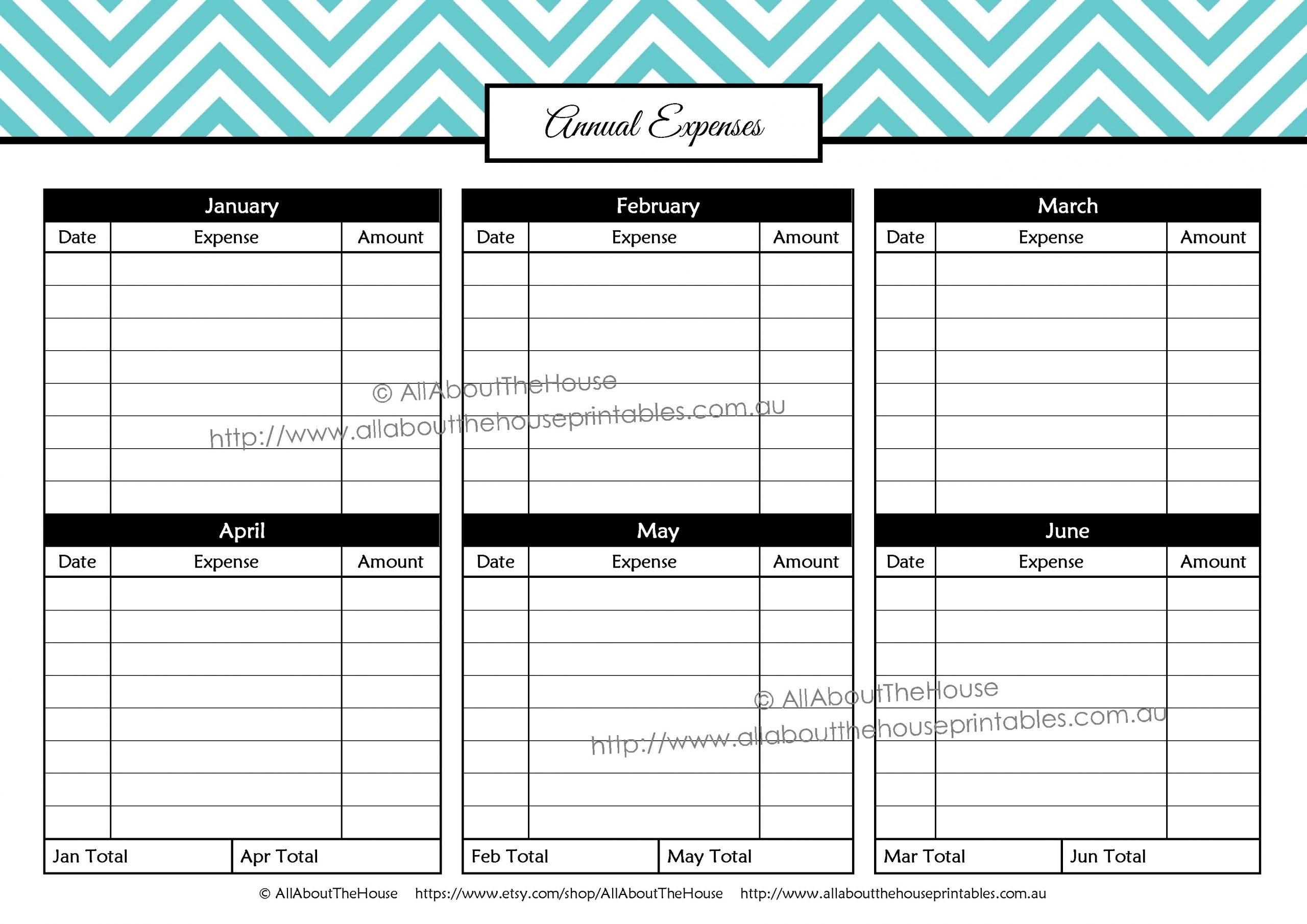 Take Printer Out Blank Organizer Bill Planner - Best Calendar Example