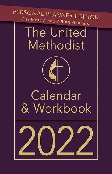 The United Methodist Calendar & Workbook 2022 | Cokesbury