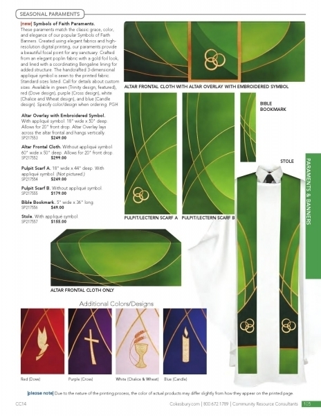 Umc Altar And Pulpit Cloth Colors | Printable Calendar Template 2020