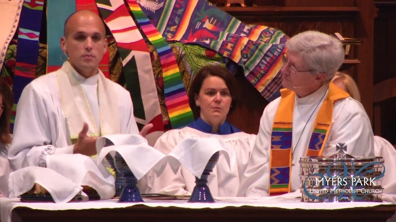 World Communion Sunday Highlights From Myers Park United Methodist Church - Youtube