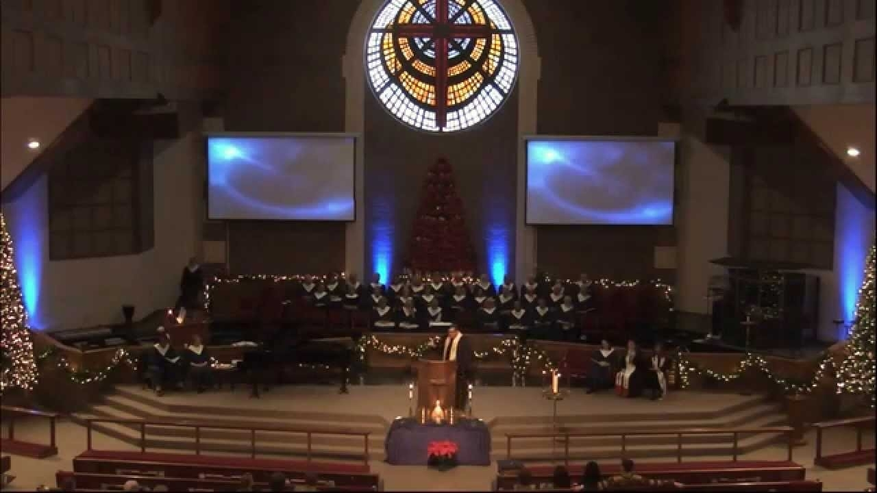 Worship At Eleven On The Second Sunday Of Advent At Acton United Methodist Church - Youtube