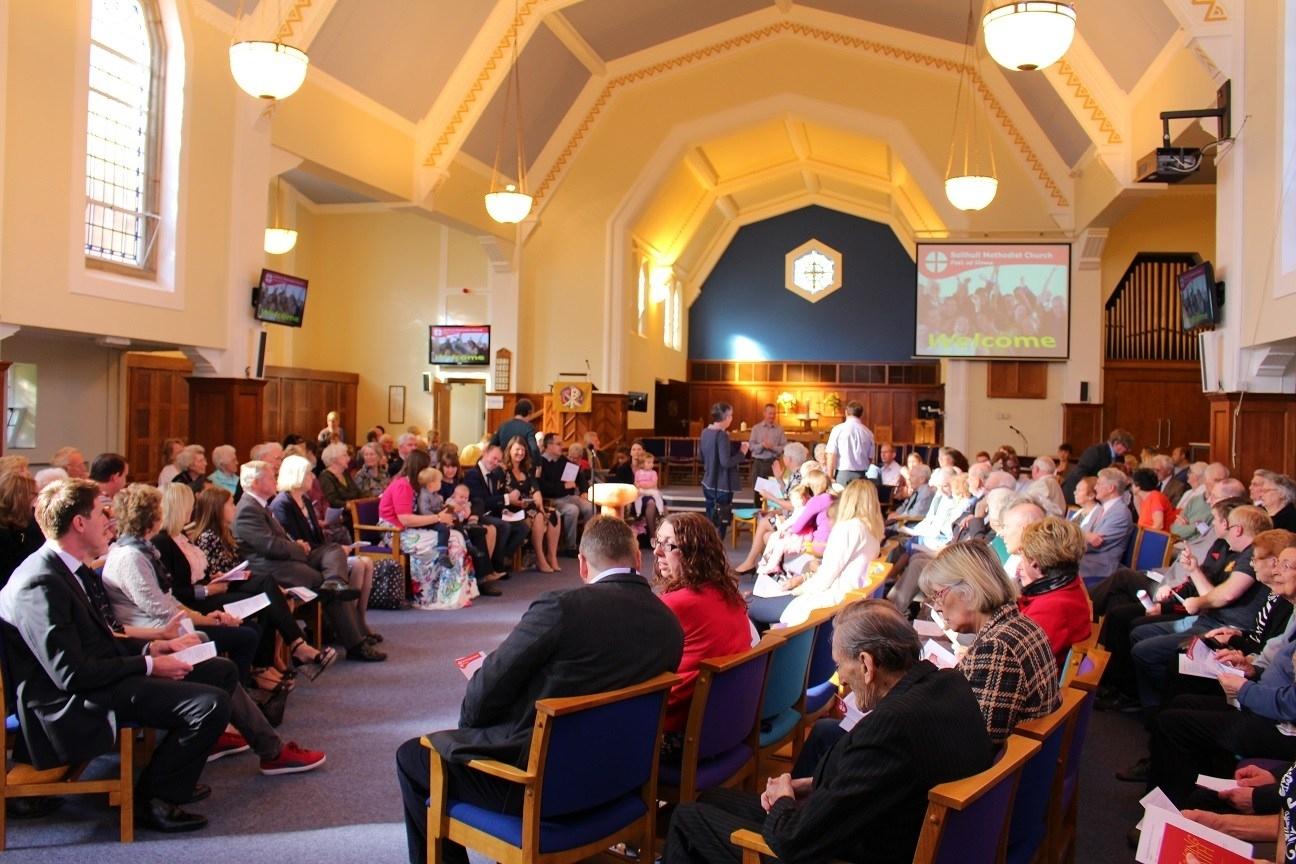Worship   Solihull Methodist Church