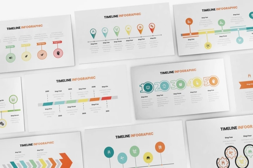 25 Best Keynote Timeline And Roadmap Templates For 2021