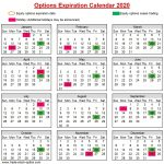 Multi Does Vial Calendar