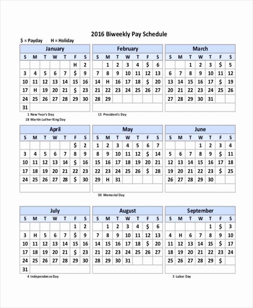 Calendar 2020 Showing Bi Weekly Pay Cdc | Get Free Calendar