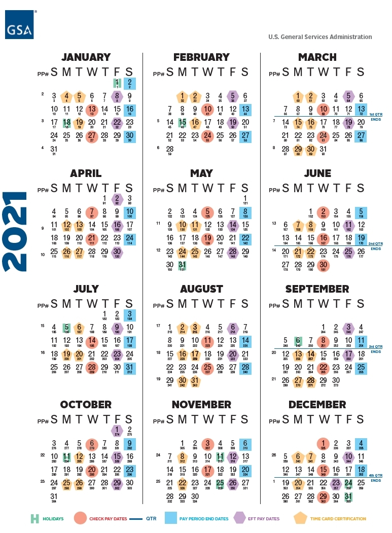 Collect Federal Pay Period 2021 - Best Calendar Example
