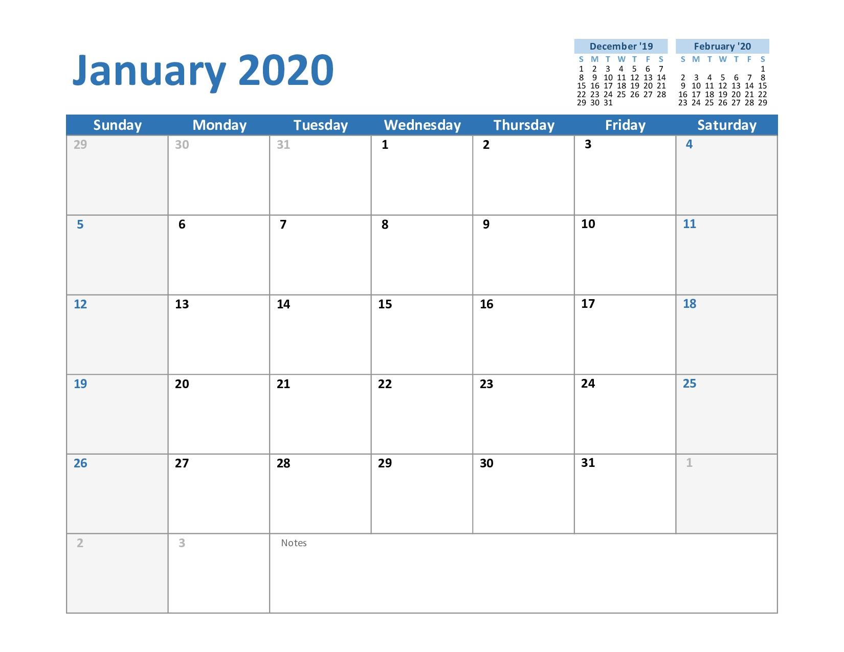 Collect Free Printable Attendance Calendar For 2020 | Calendar Printables Free Blank