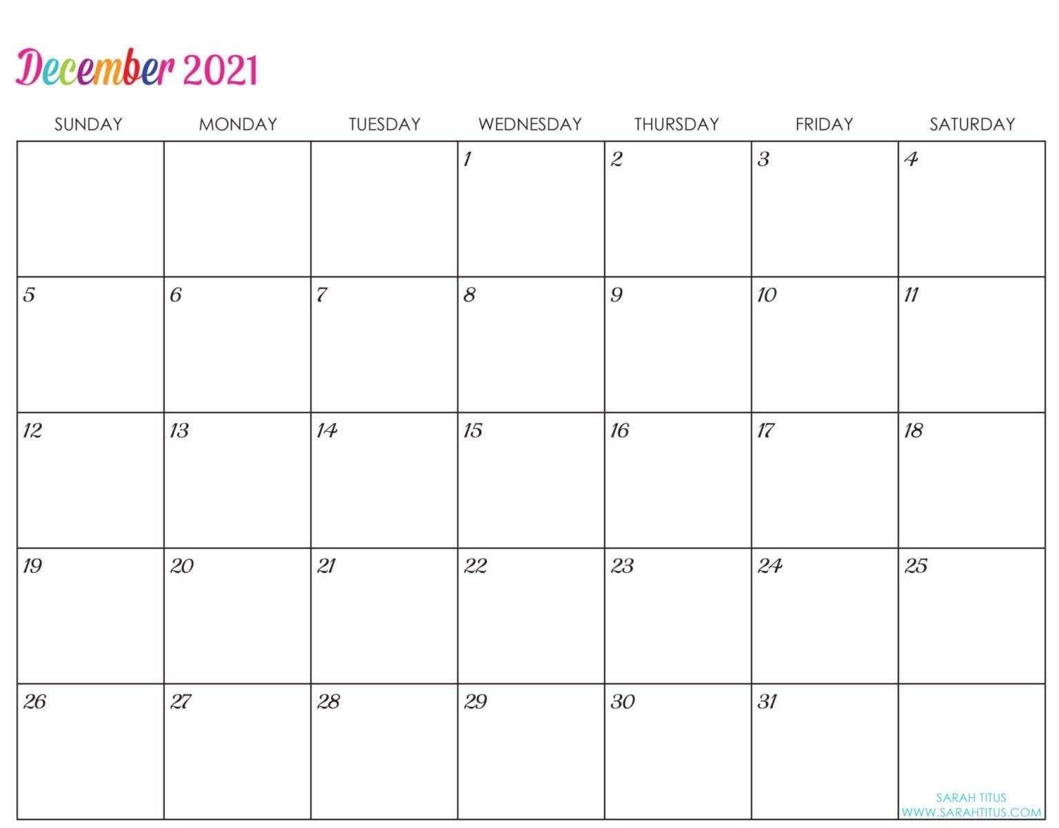 Custom Editable 2021 Free Printable Calendars   Calendar Printables, Free Printable Calendar