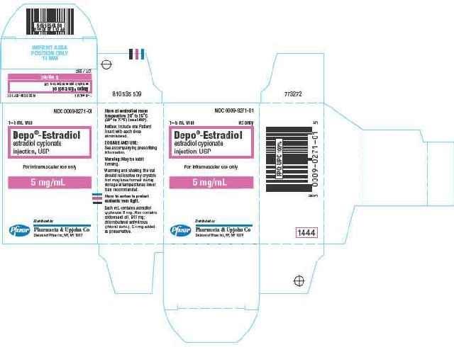 Depo-Estradiol - Estradiol Cypionate Injection - Prescription (Rx) Marketed Drugs Encyclopedia