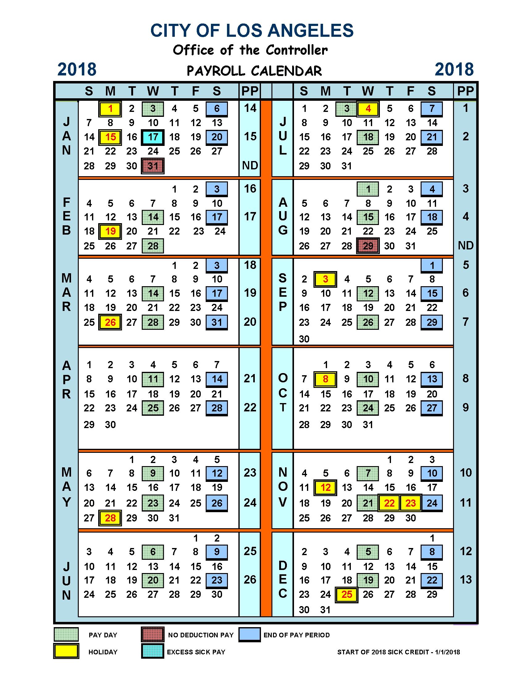 Dod 2020 Pay Period Calendar | Free Printable Calendar