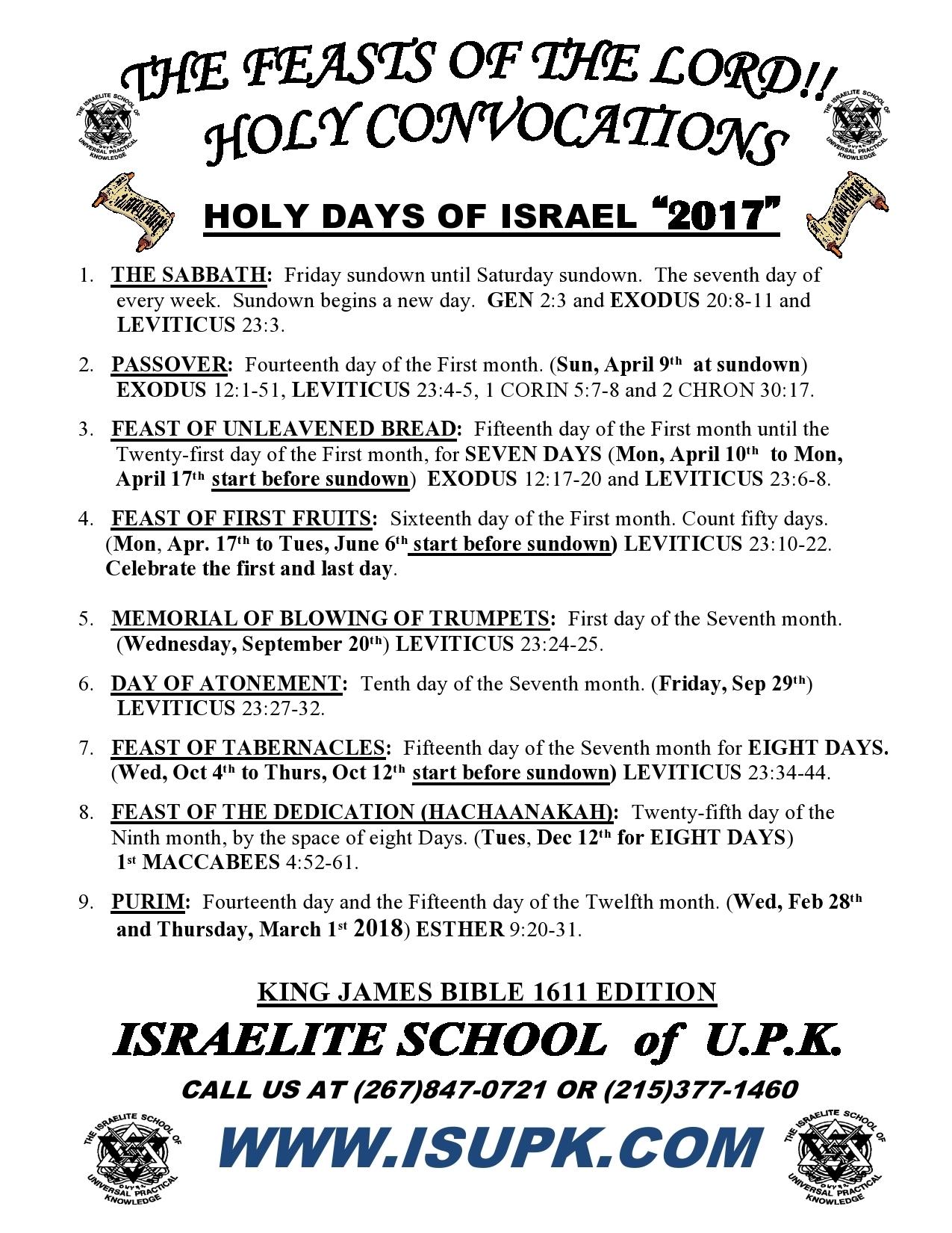 Feast Of The Dedication (Hachaanakah) - Isupk