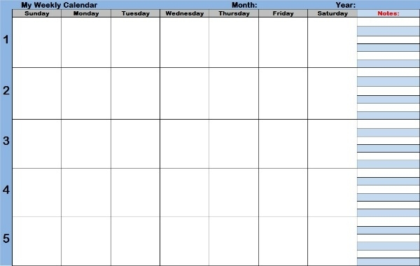 Functional Printable Planners For Your Personal Time Management