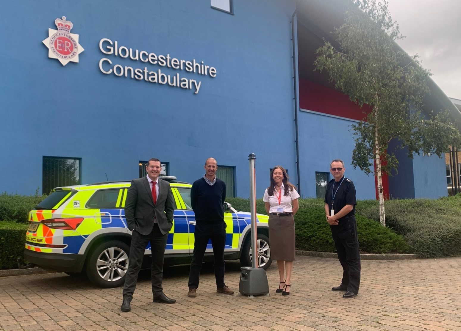 Gloucestershire Constabulary First To Use New Technology In Fight Against Knife Crime