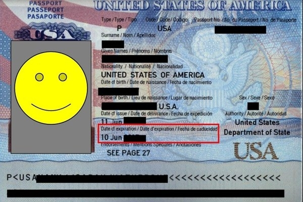 How To Find The Expiration Date On A Passport | Getaway Usa