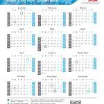 2021 Federal Payroll Calendar