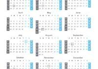 Ibc Payroll Calendar 2021 | Payroll Calendar 2021