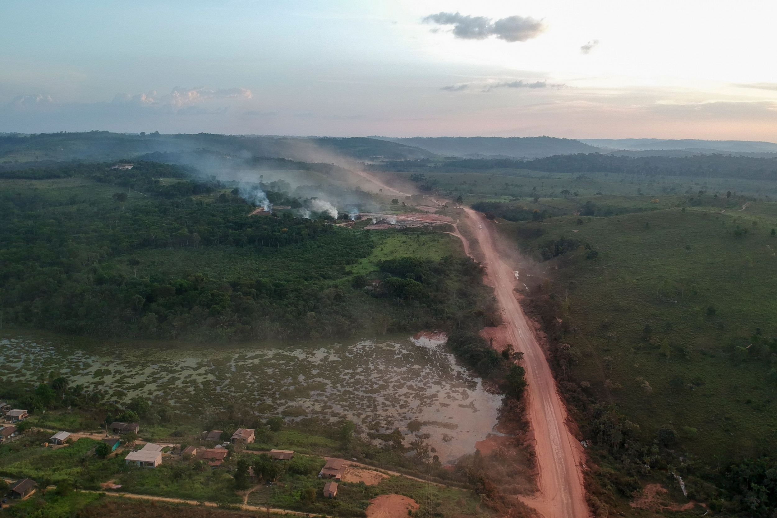 Is The Amazon Rainforest Still On Fire? Number Of Blazes Dropped In September, 2019 Total Still