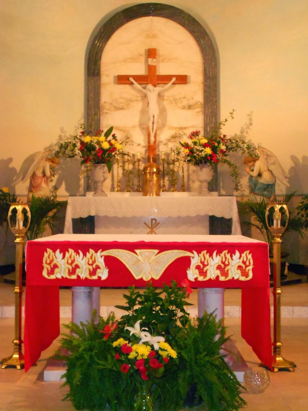 John Oliver Dowdle Interiors: Altar Flowers Part 1