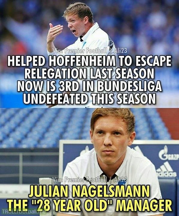 Julian Nagelsmann! | Troll Football