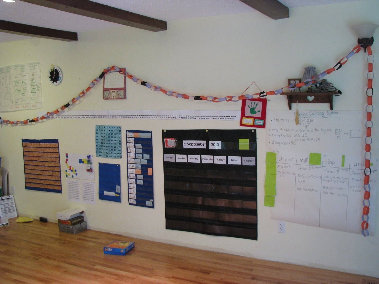 Love2Learn2Day: 100 Day Countdown To 2011 (#2, More Math Ideas!)