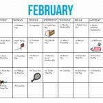 28 Day Calendar Expiration