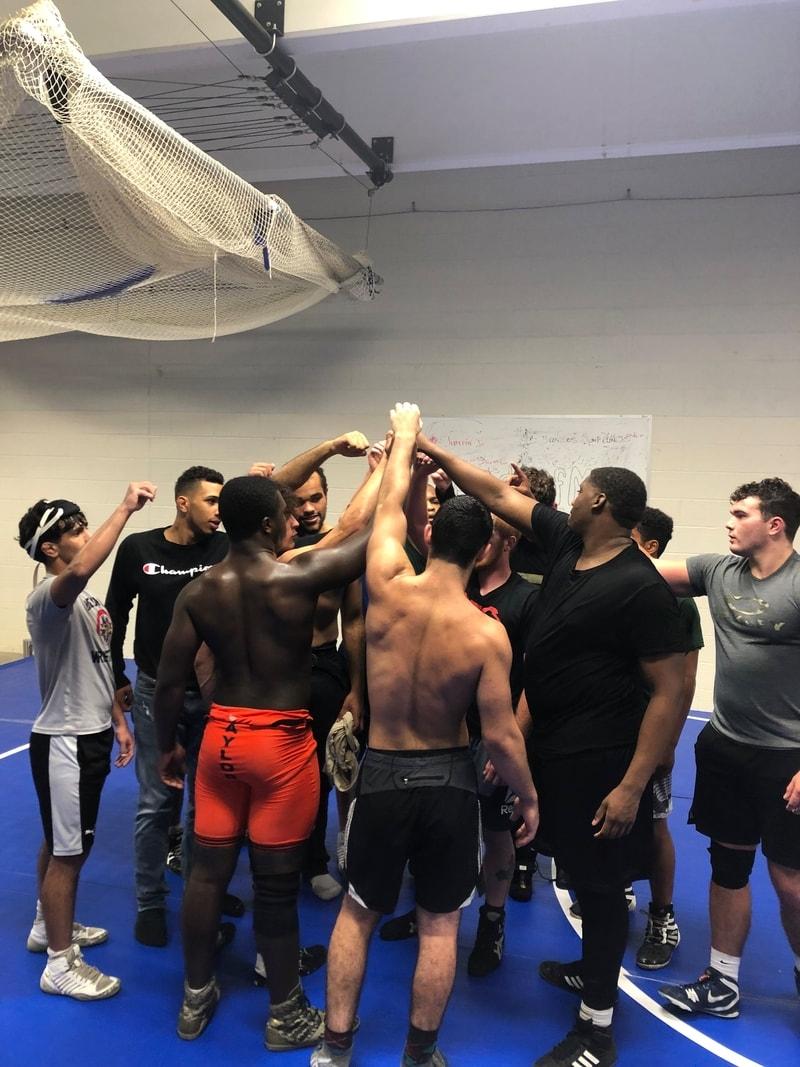 Newsletter #2-September - Henry Ford College Wrestling