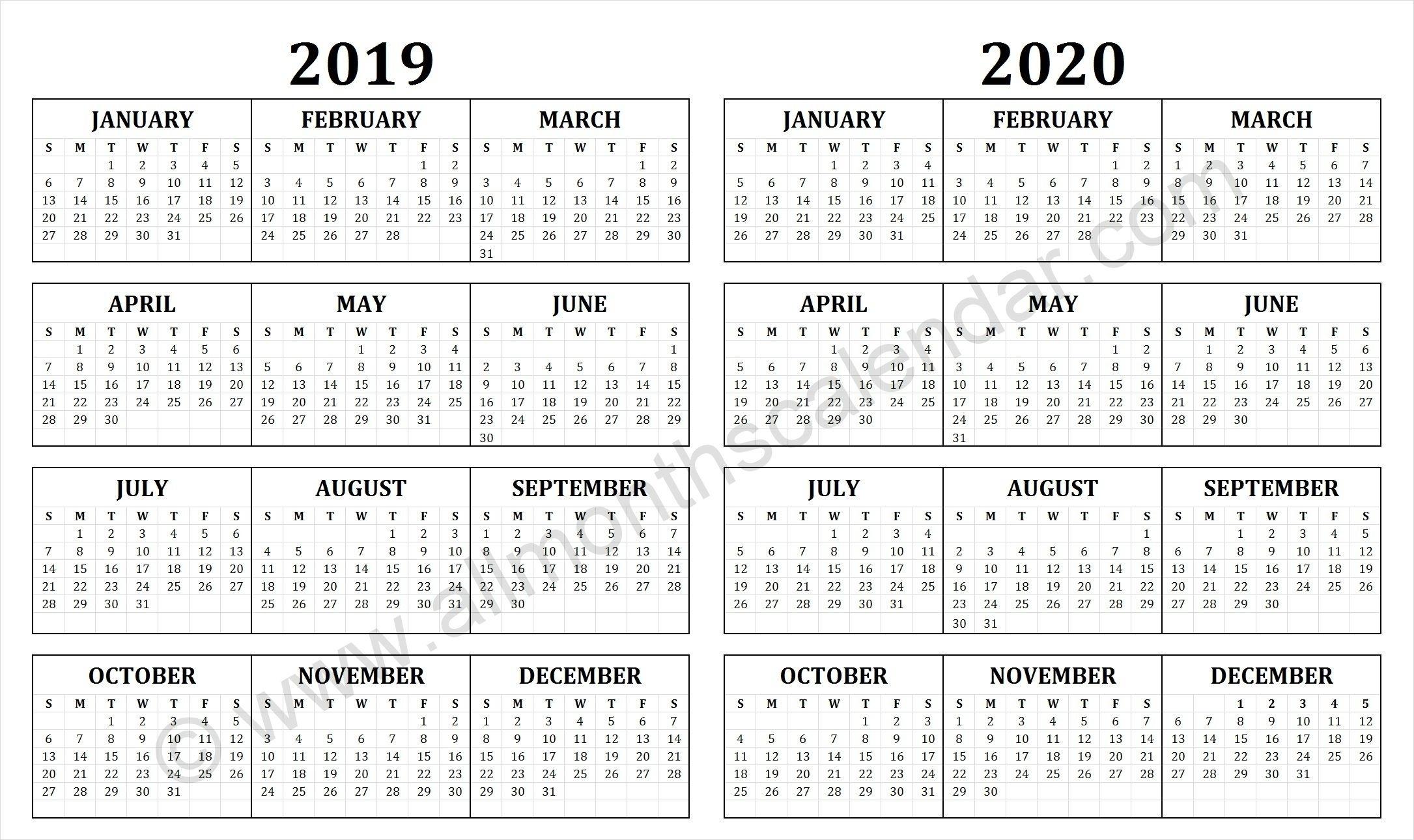 Quadax Julian Date Calendar 2020 Julian Calendar Pdf   Free Printable Calendar