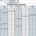 Free Shift Work Calendar Printable