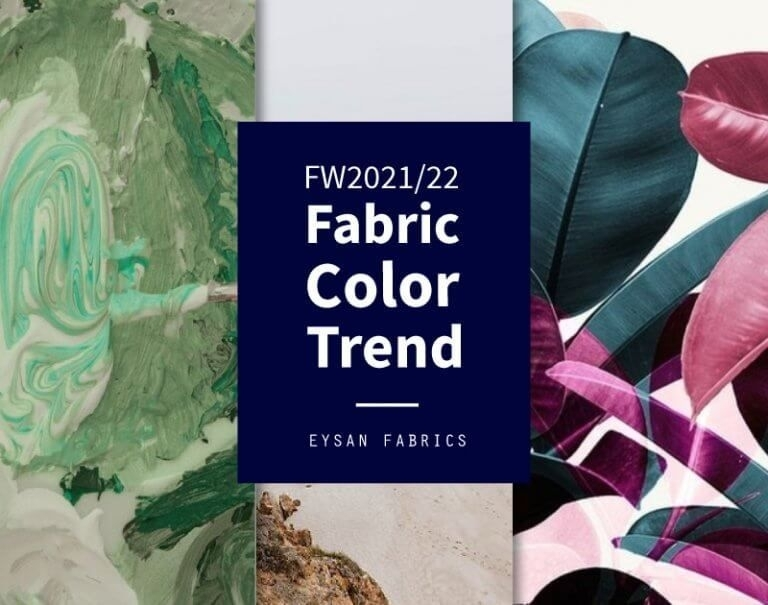 Sport Fabric Color Trend Fall Winter 2021 2022 | Eysan Fabrics In 2020 | Color Trends, Fabric