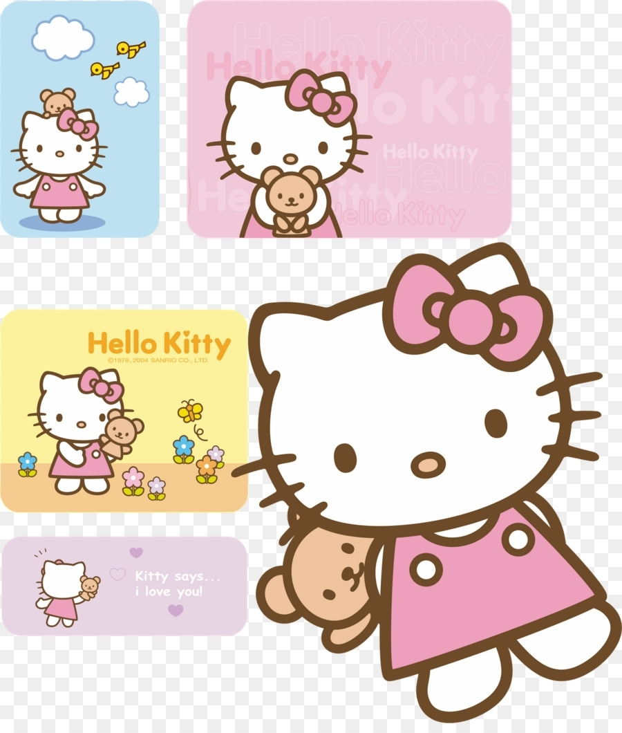Template Kalender 2021 Hello Kitty Png - Celoteh Bijak
