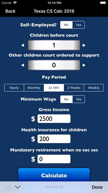 Texas Child Support Calc 2018 By Vernerlegal