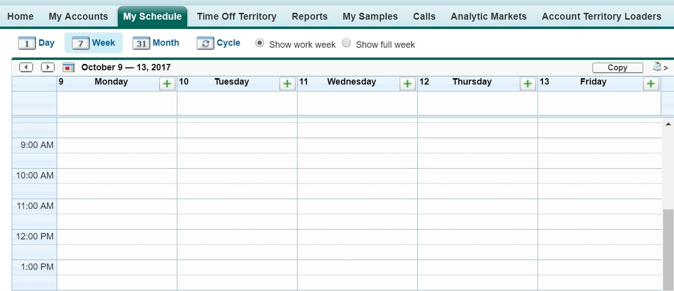 What Controls If My Schedule Calendar Is Displayed With 12-Hour (Am/Pm) Or 24-Hour Clock In Crm