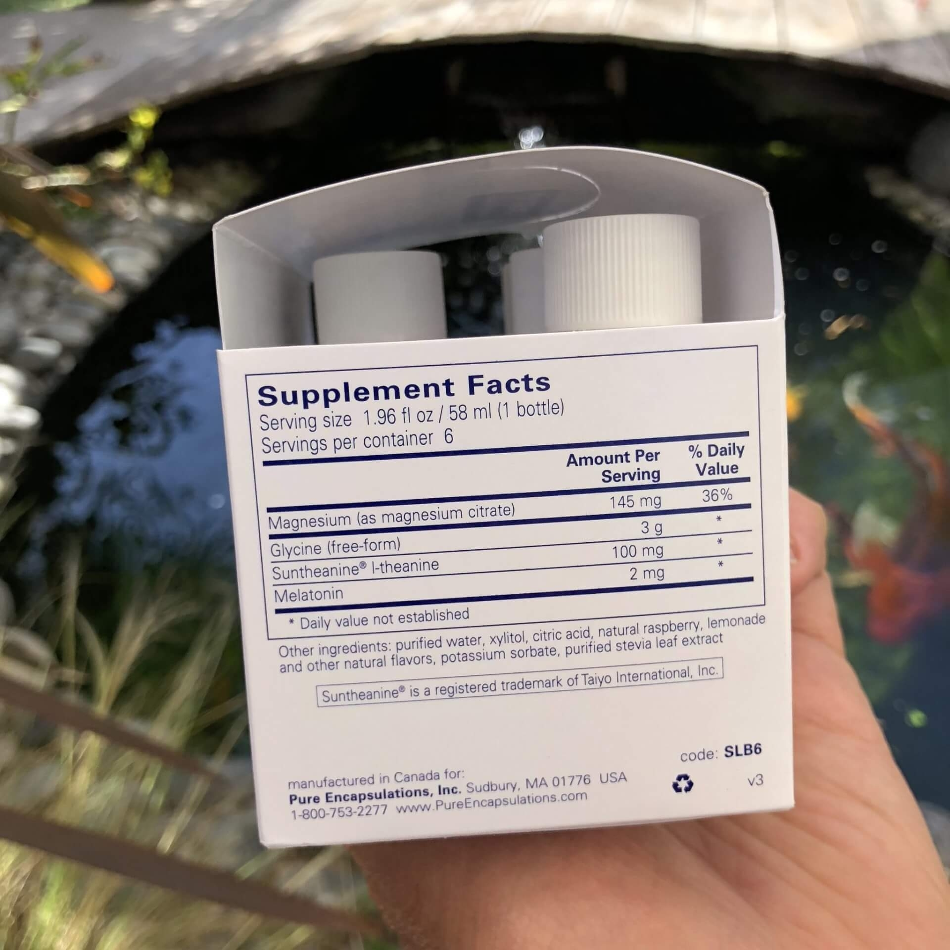 Sleep Solution (Single Dose Liquid) - Box Of 6 - Pure Prescriptions