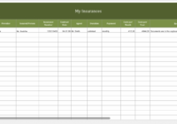 Template: Excel Template For Tracking Expiration Dates. Excel Template For Tracking Expiration