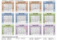 Usps Pay Period Calendar 2021 / Pay Period Calendar 2019 By Calendar Year | Free Printable